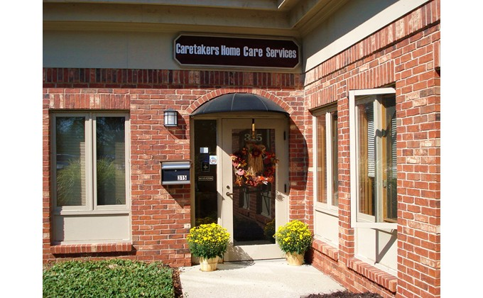 Photo of Carmel, Indiana Caretakers Home Care Services office.